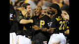 GAME PHOTOS: Pirates 2, Giants 1 - (5/18)