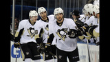 GAME PHOTOS: Penguins 4, Rangers 2 (Game 4) - (8/25)