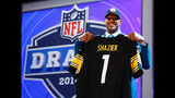 PHOTOS: Steelers take Ohio State LB Shazier - (4/5)