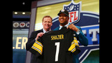 PHOTOS: Steelers take Ohio State LB Shazier - (3/5)