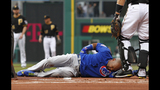 GAME PHOTOS: Pirates vs. Cubs (June 12, 2014) - (3/17)
