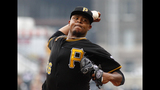 GAME PHOTOS: Pirates vs. Cubs (June 12, 2014) - (4/17)