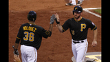 GAME PHOTOS: Pirates vs. Cubs (June 12, 2014) - (16/17)