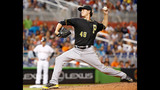GAME PHOTOS: Pirates vs. Marlins (June 13, 2014) - (3/11)
