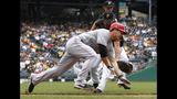 GAME PHOTOS: Reds vs. Pirates (June 19, 2014) - (1/21)