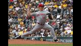 GAME PHOTOS: Reds vs. Pirates (June 19, 2014) - (3/21)