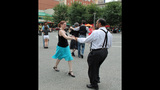 Ballroom dancing event held in Market Square - (15/25)