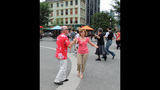 Ballroom dancing event held in Market Square - (25/25)