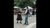 Ballroom dancing event held in Market Square - (21/25)