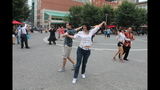 Ballroom dancing event held in Market Square - (14/25)