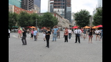 Ballroom dancing event held in Market Square - (13/25)