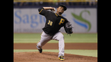 GAME PHOTOS: Pirates defeat Rays 8-1 - (11/20)
