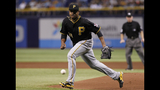 GAME PHOTOS: Pirates defeat Rays 8-1 - (6/20)