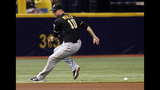 GAME PHOTOS: Pirates defeat Rays 8-1 - (12/20)