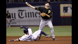 GAME PHOTOS: Pirates defeat Rays 8-1 - (3/20)