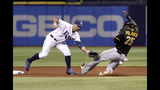 GAME PHOTOS: Pirates 6, Rays 5 - (12/19)