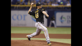 GAME PHOTOS: Pirates 6, Rays 5 - (17/19)