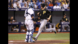 GAME PHOTOS: Pirates 6, Rays 5 - (10/19)