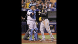 GAME PHOTOS: Pirates 6, Rays 5 - (9/19)