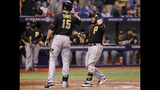 GAME PHOTOS: Pirates 6, Rays 5 - (16/19)