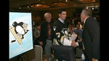 PHOTOS: Sidney Crosby's draft experience - (2/25)