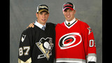 PHOTOS: Sidney Crosby's draft experience - (24/25)