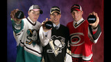 PHOTOS: Sidney Crosby's draft experience - (20/25)