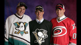 PHOTOS: Sidney Crosby's draft experience - (10/25)