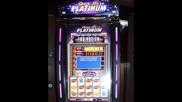 biggest slot payout ar meadows casino pa