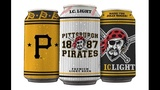 Pirates-themed Iron City beer cans - (17/17)