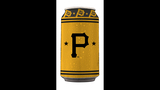 Pirates-themed Iron City beer cans - (7/17)