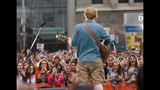 Ed Sheeran Performs On The Today Show - (5/11)