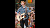 Ed Sheeran Performs On The Today Show - (7/11)