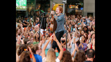 Ed Sheeran Performs On The Today Show - (3/11)