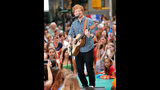 Ed Sheeran Performs On The Today Show - (6/11)