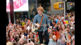 Ed Sheeran Performs On The Today Show - (1/11)