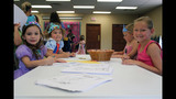 Shaler North Hills Library hosts 'Frozen' event - (7/25)