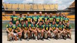 Football teams, cheerleading squads at 2014… - (17/25)