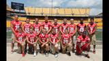 Football teams, cheerleading squads at 2014… - (2/25)