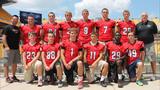 Football teams, cheerleading squads at 2014… - (13/25)