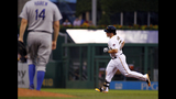 GAME PHOTOS: Dodgers vs. Pirates (July 23) - (4/9)