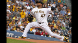 GAME PHOTOS: Dodgers vs. Pirates (July 23) - (6/9)
