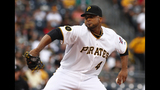 GAME PHOTOS: Dodgers vs. Pirates (July 23) - (3/9)