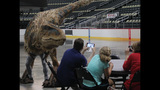 WPXI gets preview of 'Walking with Dinosaurs'… - (2/21)