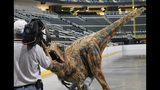 WPXI gets preview of 'Walking with Dinosaurs'… - (9/21)