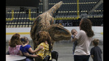 WPXI gets preview of 'Walking with Dinosaurs'… - (6/21)