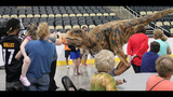 WPXI gets preview of 'Walking with Dinosaurs'… - (1/21)