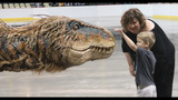 WPXI gets preview of 'Walking with Dinosaurs'… - (21/21)