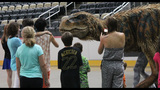 WPXI gets preview of 'Walking with Dinosaurs'… - (11/21)