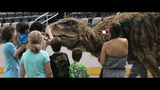 WPXI gets preview of 'Walking with Dinosaurs'… - (20/21)